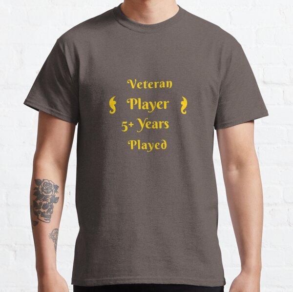 Veteran Player Classic T-Shirt