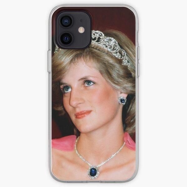 Princess Diana Fan Art & Merch iPhone Soft Case