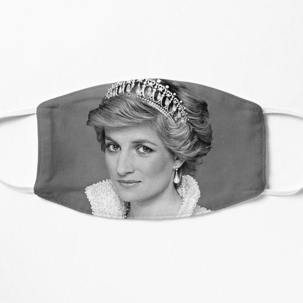 Princess Diana Fan Art & Merch Flat Mask