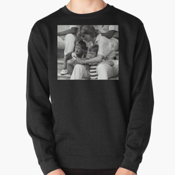 Princess Diana Fan Art & Merch Pullover Sweatshirt
