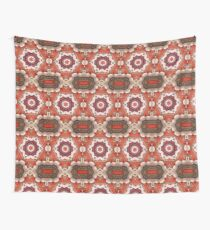 Abstract Geometric Architecture Wall Tapestry