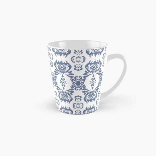 Mormor Damask - White Tall Mug