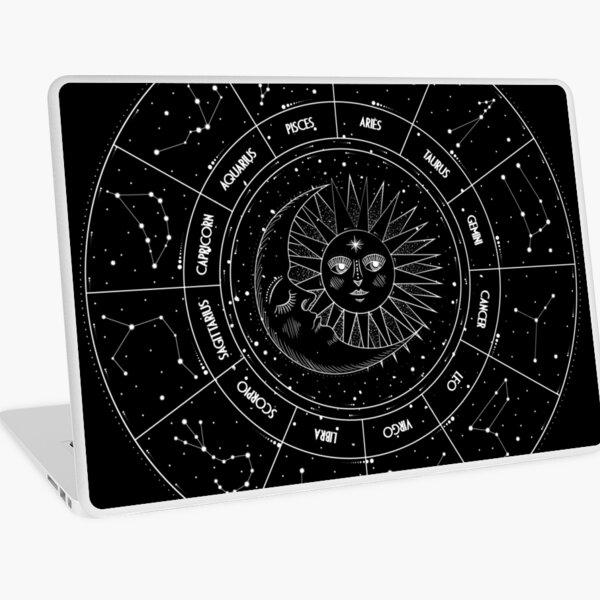 signes du zodiaque Skin adhésive d'ordinateur