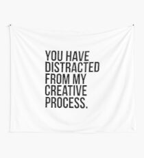 Creative Process Wall Tapestry