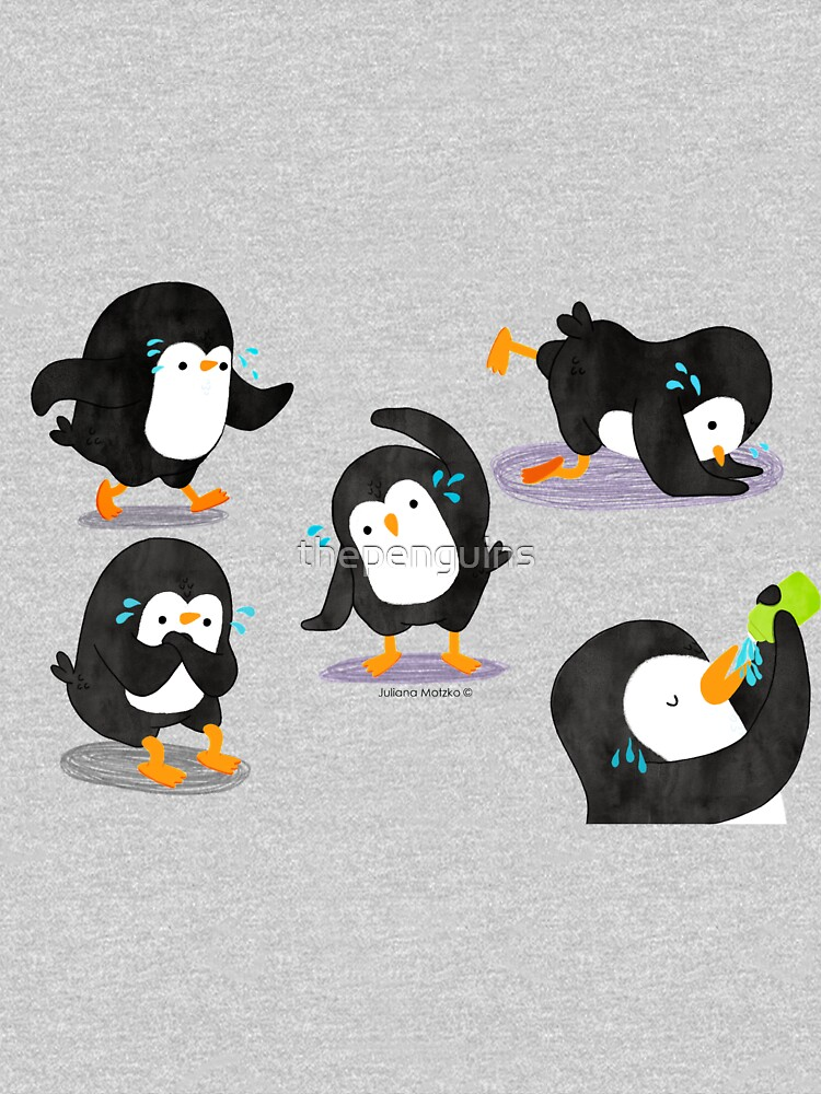 Penguin Workout - 1 by thepenguins