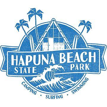 Hapuna Beach State Park by spicyhamster