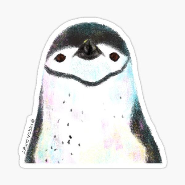Chinstrap Penguin Sticker