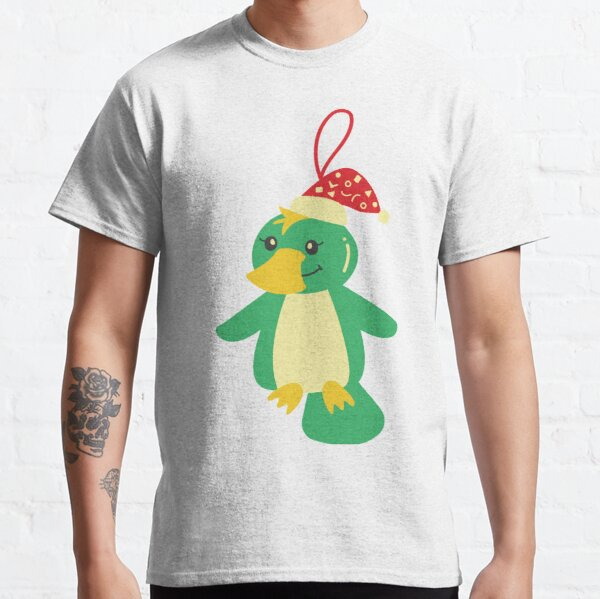Cute Duck Christmas Themed  Classic T-Shirt