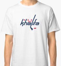 Mia Khalifa Caps Logo Classic T-Shirt