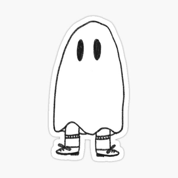 ghostie: original  Sticker