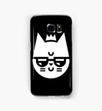 Cynical Cat Samsung Galaxy Case/Skin