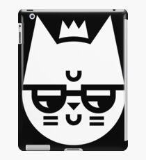 Cynical Cat iPad Case/Skin