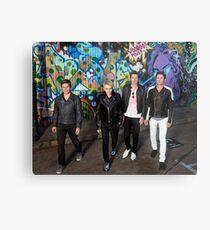 Duran Duran 2015 Metal Print