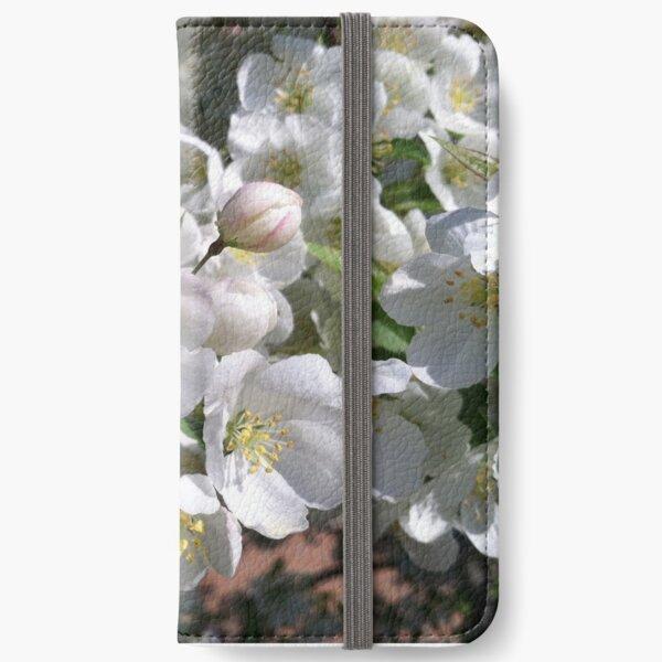 Flowering Tree iPhone Wallet