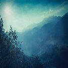 Mountain Blues by Dirk Wuestenhagen