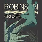 Books Collection: Robinson Crusoe by Timone
