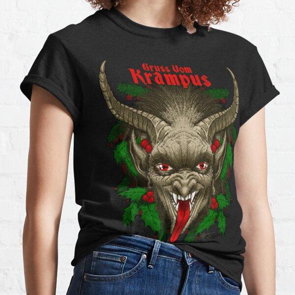 Gruss vom Krampus by Chad Savage Classic T-Shirt