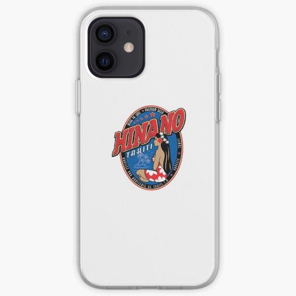 Meilleure vente - Hinano Tahiti Coque souple iPhone