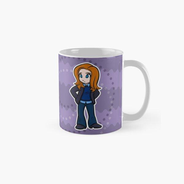 Tiny Hangry!Skeptic Classic Mug