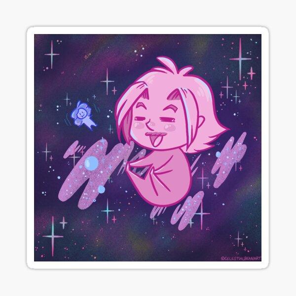 Game Grumps in Space Sticker