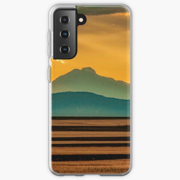 Sunset Music On The Colorado Plains Samsung Galaxy Soft Case