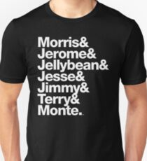 The Original 7ven Morris Day Jimmy Jam Merch T-Shirt