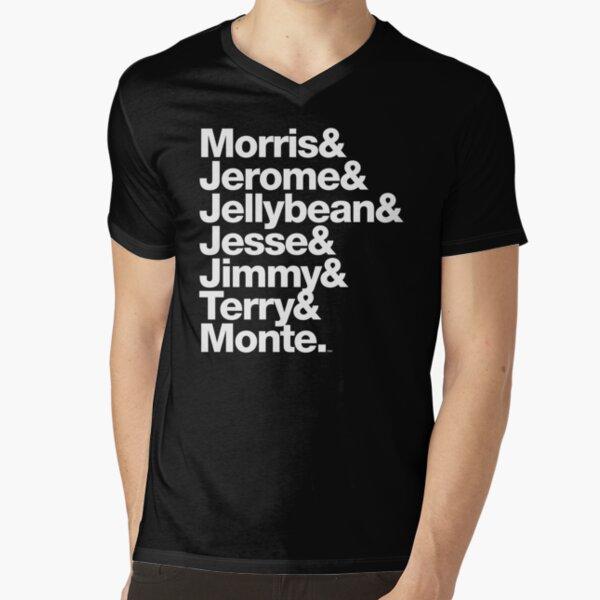 The Original 7ven Morris Day Jimmy Jam Merch V-Neck T-Shirt