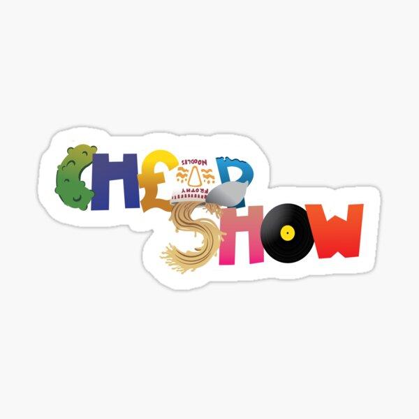 CheapShow Variety Sticker