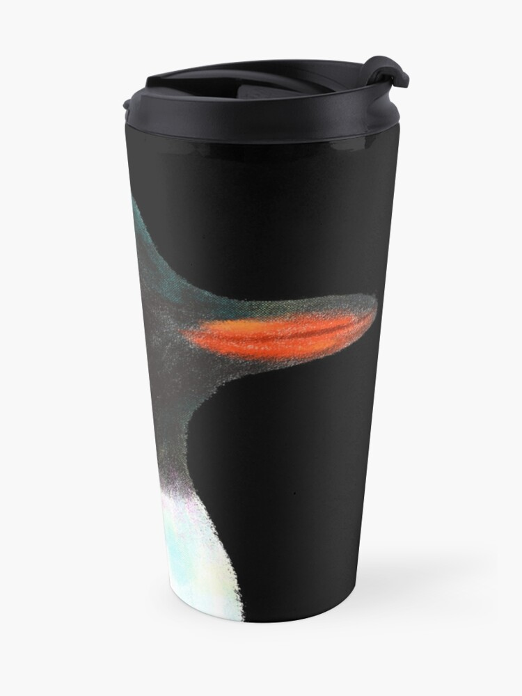 Alternate view of Gentoo Penguin Travel Mug