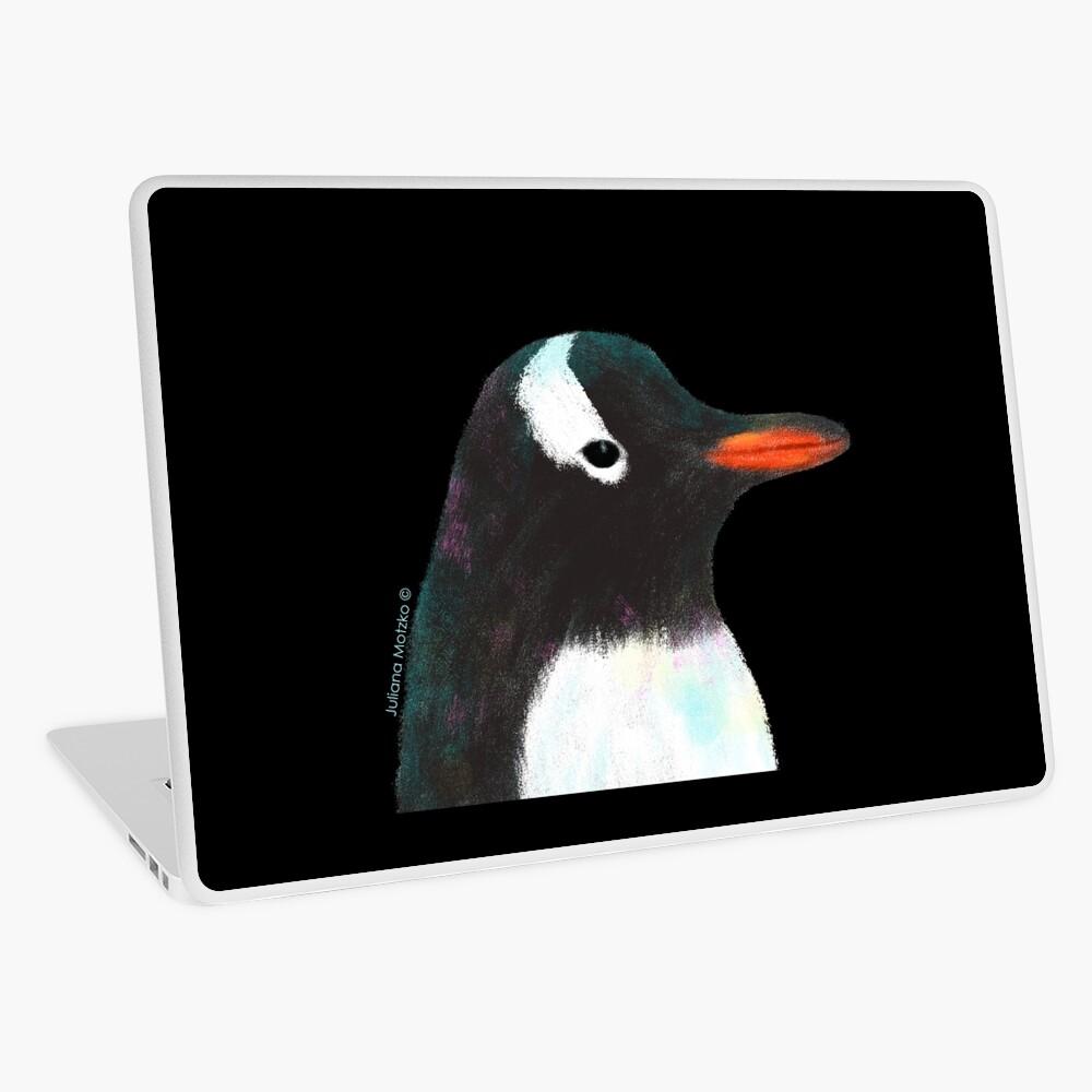 Gentoo Penguin Laptop Skin