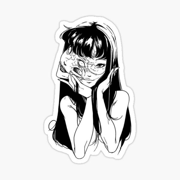 tomie Sticker