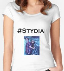 Stydia Women's Fitted Scoop T-Shirt