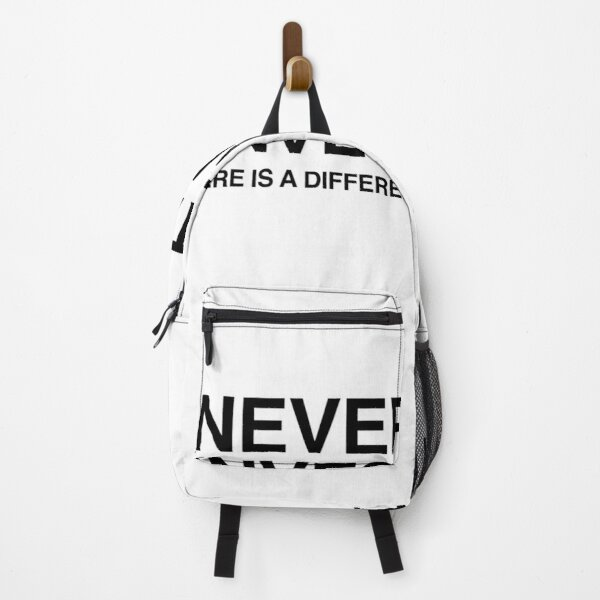 I Never Stalk I Investigate, Funny Relationship quote Backpack