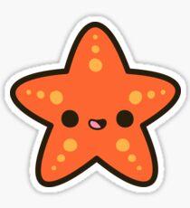 Cute starfish Sticker