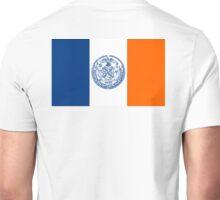 NEW YORK, American Flags, Flag of New York City, America, New York City Flag, Unisex T-Shirt