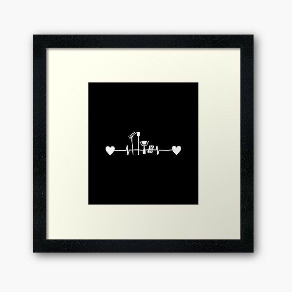 Cleaning Housekeeping Housekeeper Gift Unisex   Framed Art Print