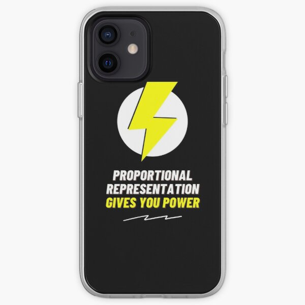 PR Power items iPhone Soft Case