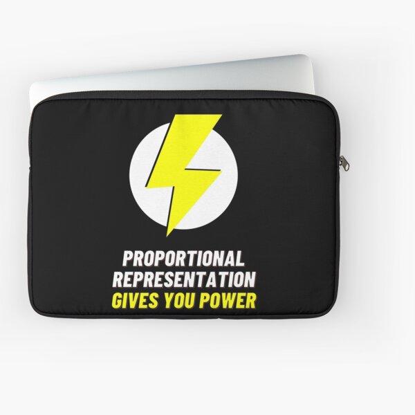 PR Power items Laptop Sleeve