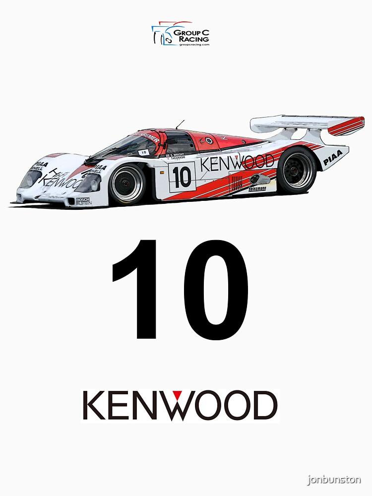 Porsche 962 Kenwood by jonbunston