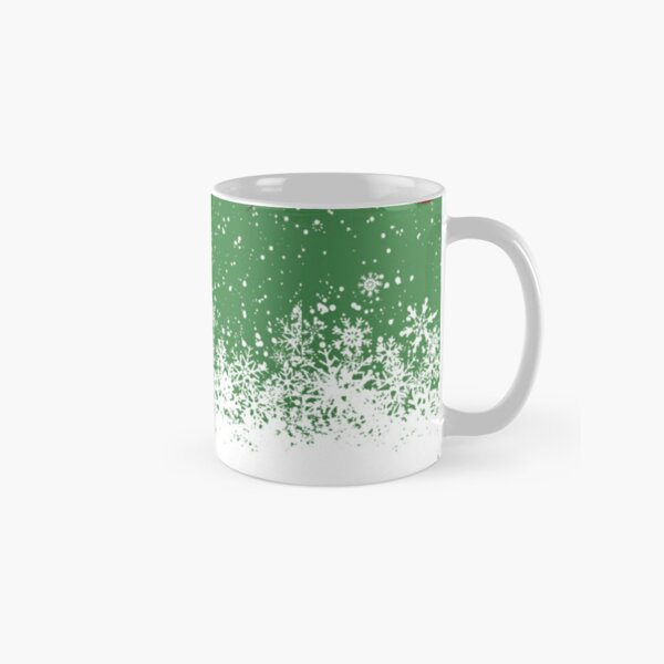 Christmas ginger bread house Classic Mug