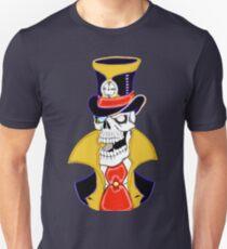 Steam Punk Vampire Skull Unisex T-Shirt