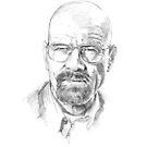 Walter White by godgeeki