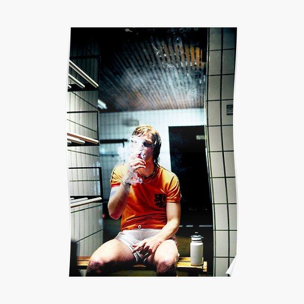 Fumar cruyff Póster