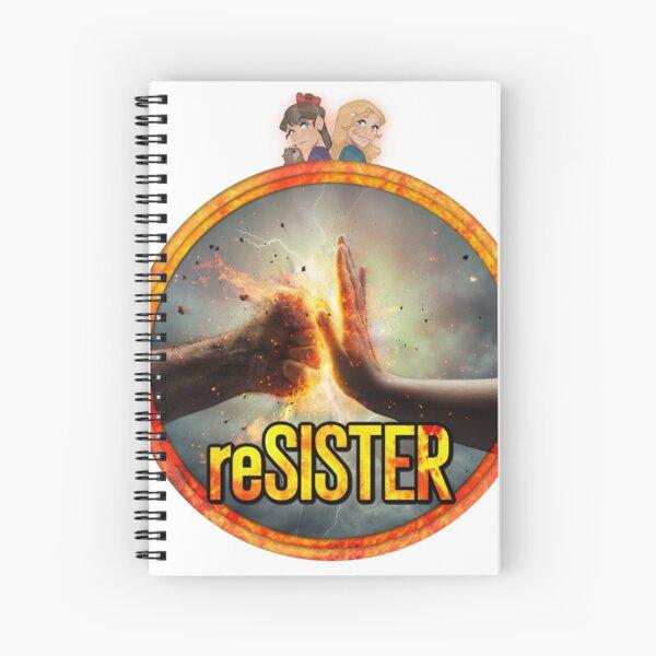 reSISTER Spiral Notebook