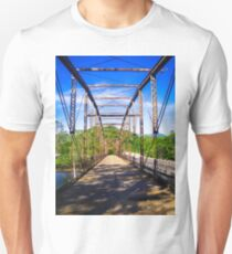 Chart Grid For The Landscape Unisex T-Shirt