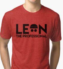 Leon the professional Tri-blend T-Shirt