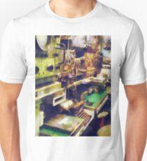 Radio Room Unisex T-Shirt