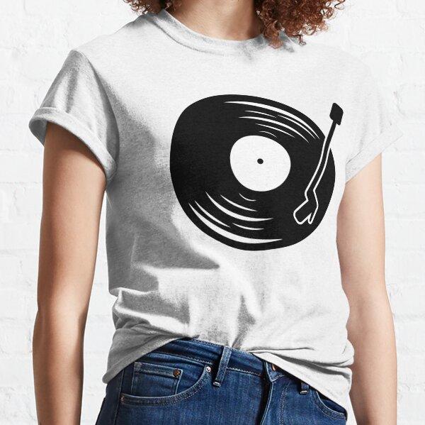 Retro Vinyl Classic T-Shirt