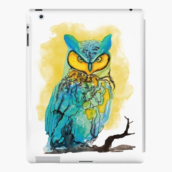Dreamy Owl iPad Snap Case