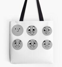 Thomas thru the years Tote Bag